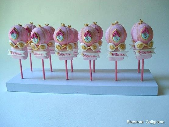 Pinterest Cake Pop Display