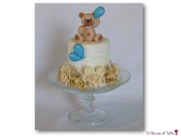 Come si fa un orsetto in pasta di zucchero