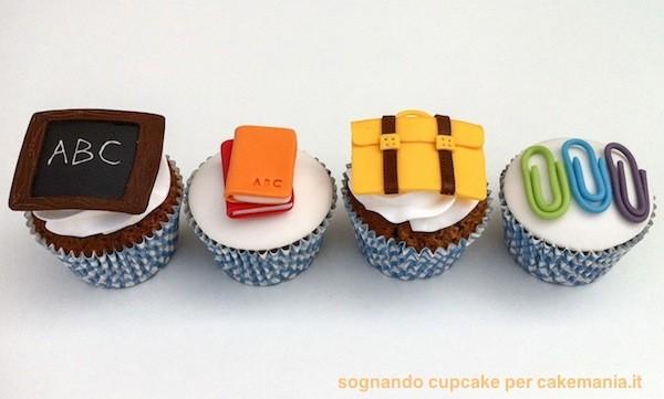 school cupcake scuola