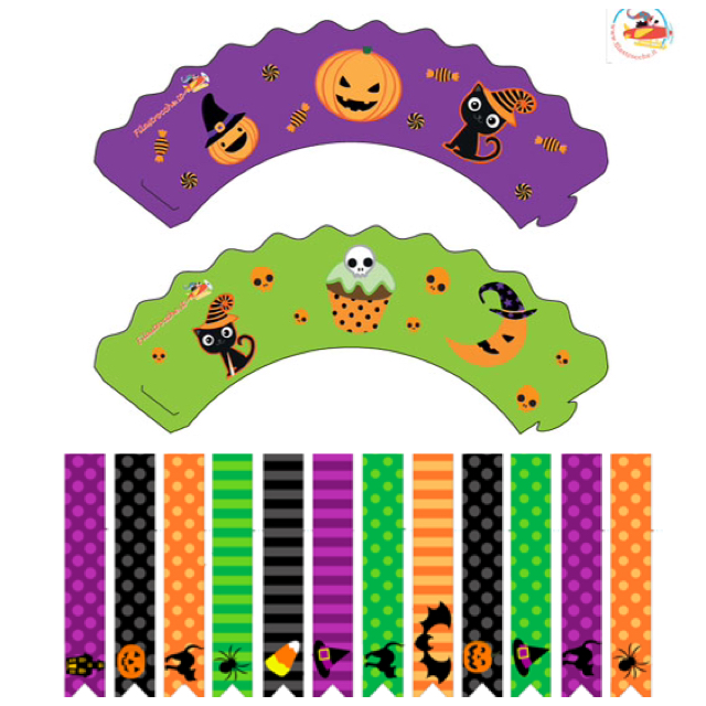 Decorazioni halloween fai da te facili cakemania dolci for Decorazioni torte halloween fai da te