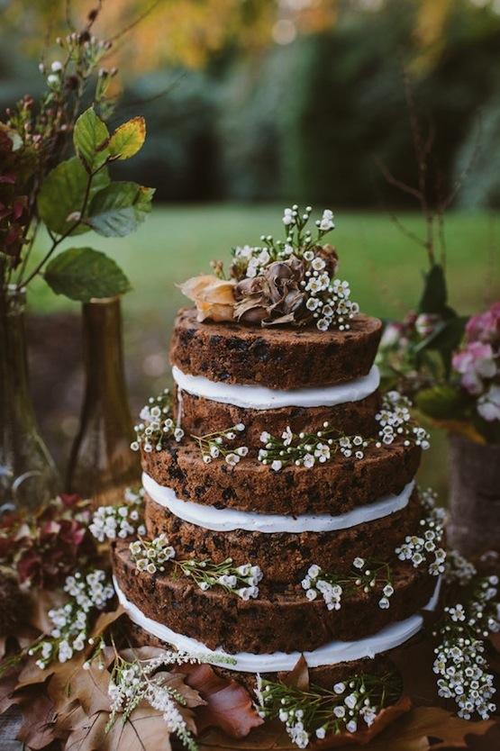 torte autunnali fall cake