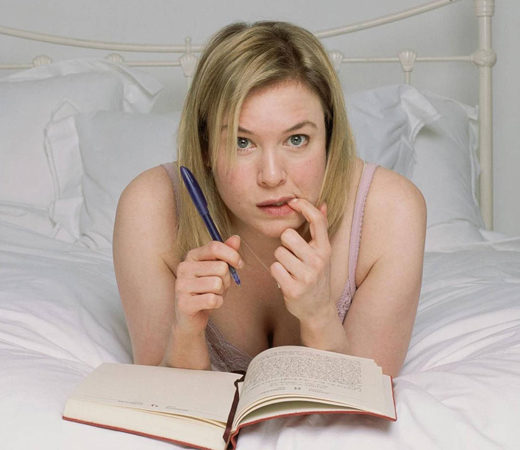 single bridget jones