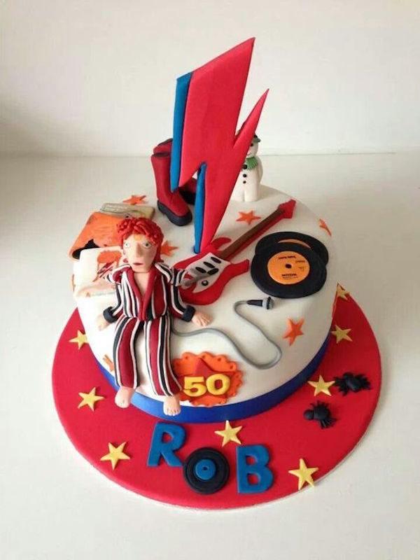 Cake Design Rockstar