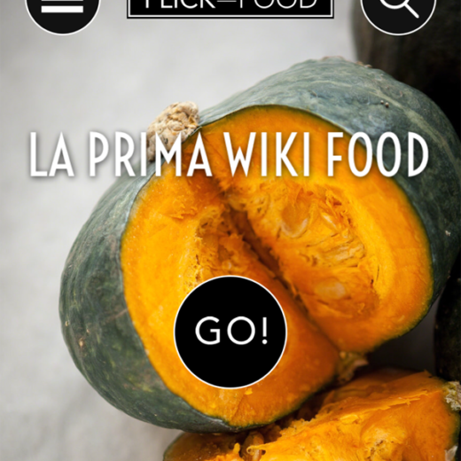 wiki food applicazione