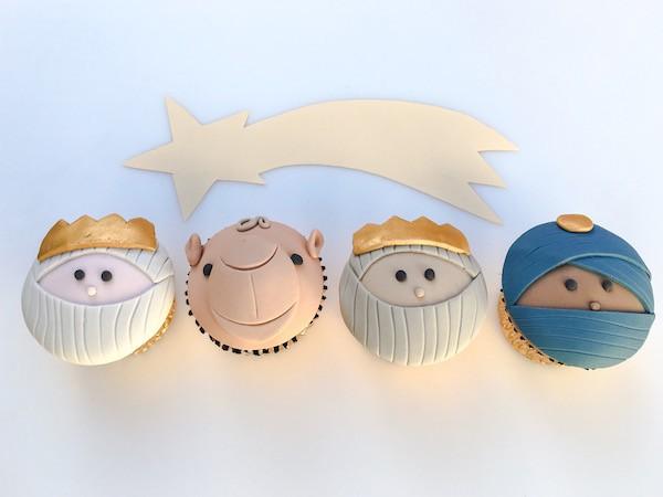 magi cupcake