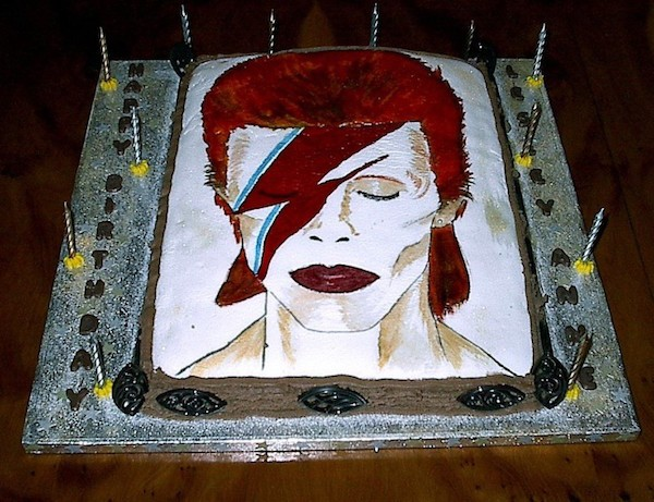 bowie cake