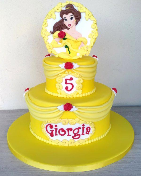 Belle Cake Youtube