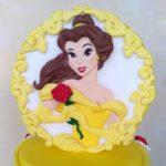 torta bella e la bestia disney