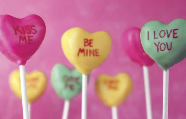 cake pop di San Valentino più belli