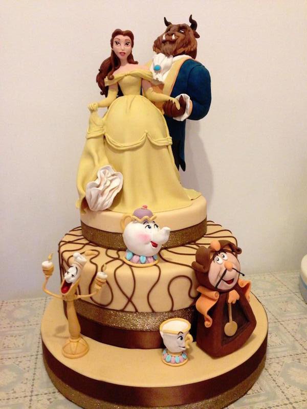 torta belle e la bestia