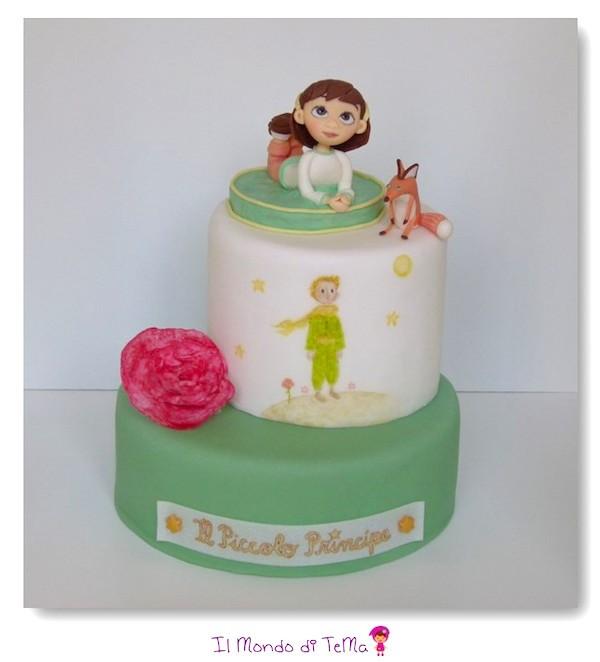 torta piccolo principe