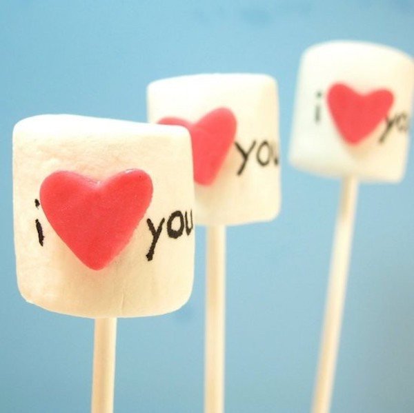 valentines day marshmallows
