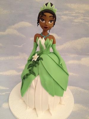 Torta-Principessa-Tiana-