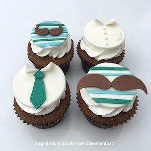 cupcake festa papa