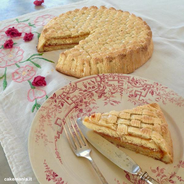 Ricette Segrete Cake Design : torta-delizia-con-fetta - Cakemania, dolci e cake design