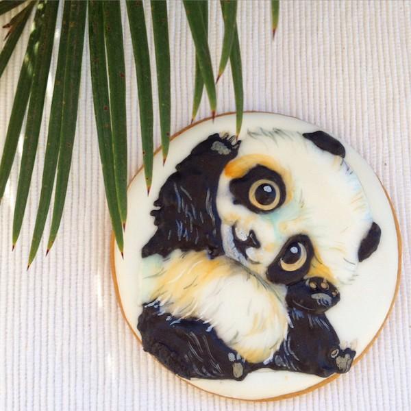 biscotto panda