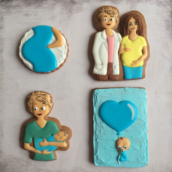 biscotti incinta pregnancy cookies