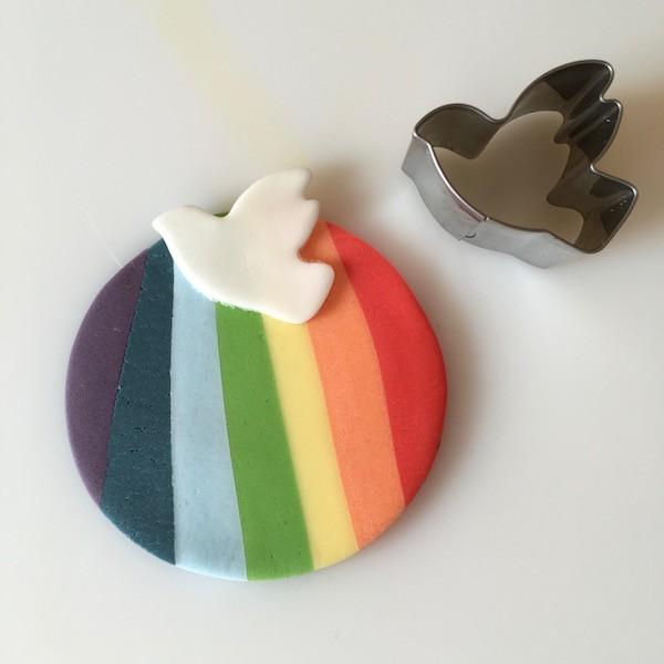 Come si fanno le cupcake per comunione e cresima - Decorazioni per cresima ...