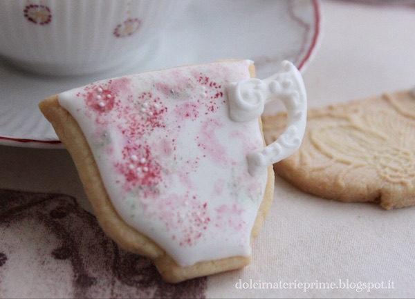 biscotto decorato per celiaci