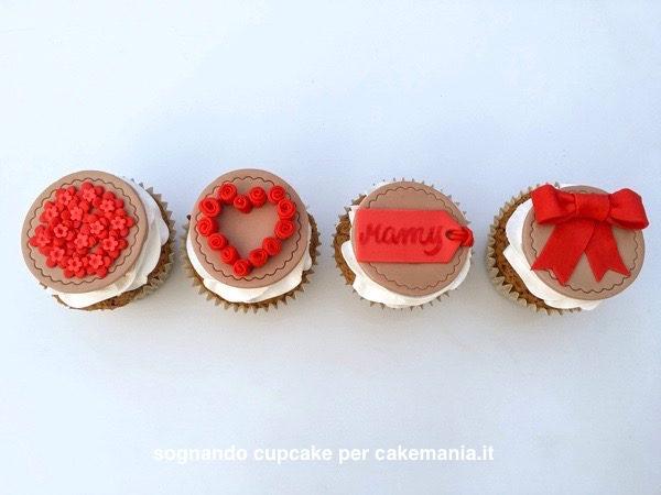 cupcake per la festa della mamma