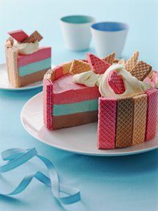 torte gelato facili