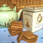 biscotti all'earl grey