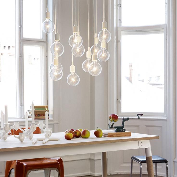 Come illuminare il tavolo da pranzo due o tre cose che ho imparato - Lampada sospensione sopra tavolo altezza ...