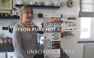 Come funziona il Dyson Pure Hot + Cool Link