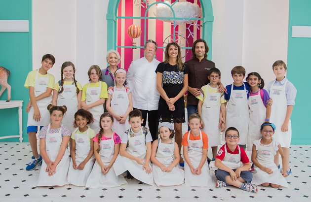 junior bake off italia casting