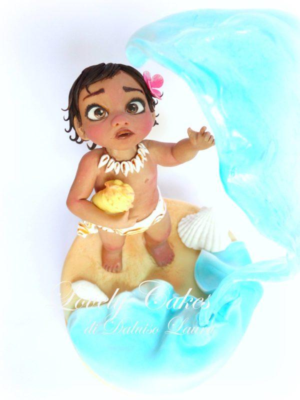 Disney Cupcake Cake