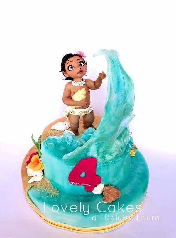baby oceania cake