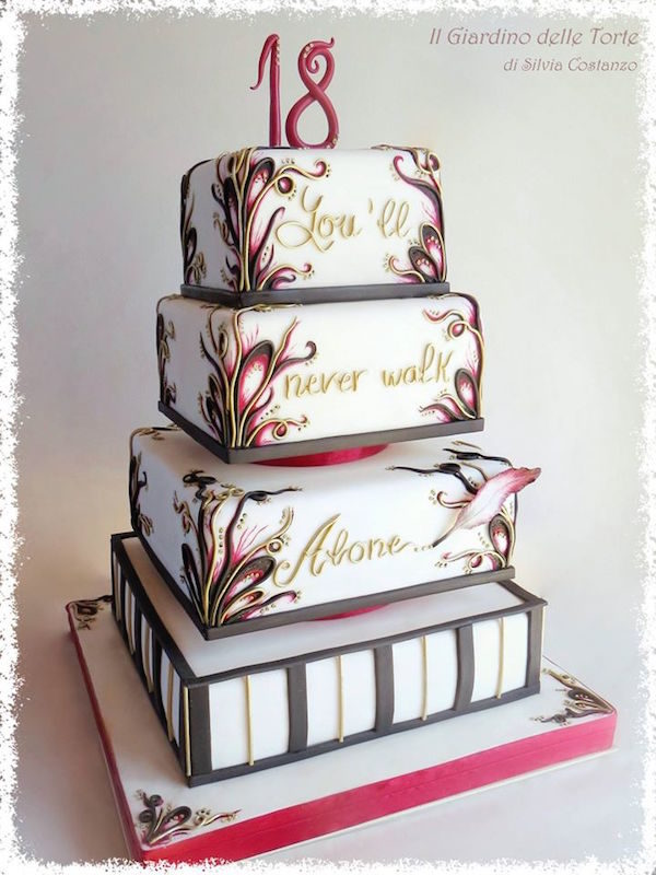 Award Cake
