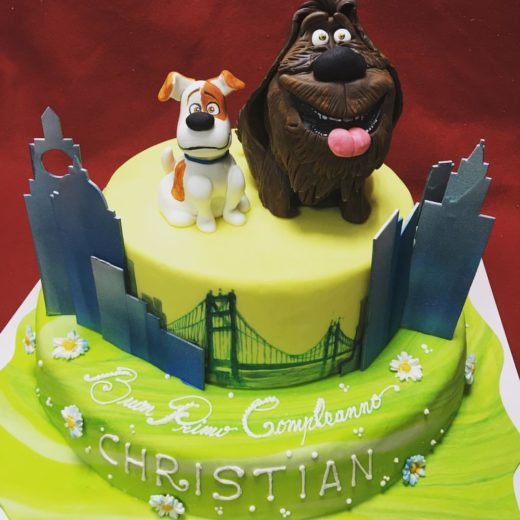 torta pets cake