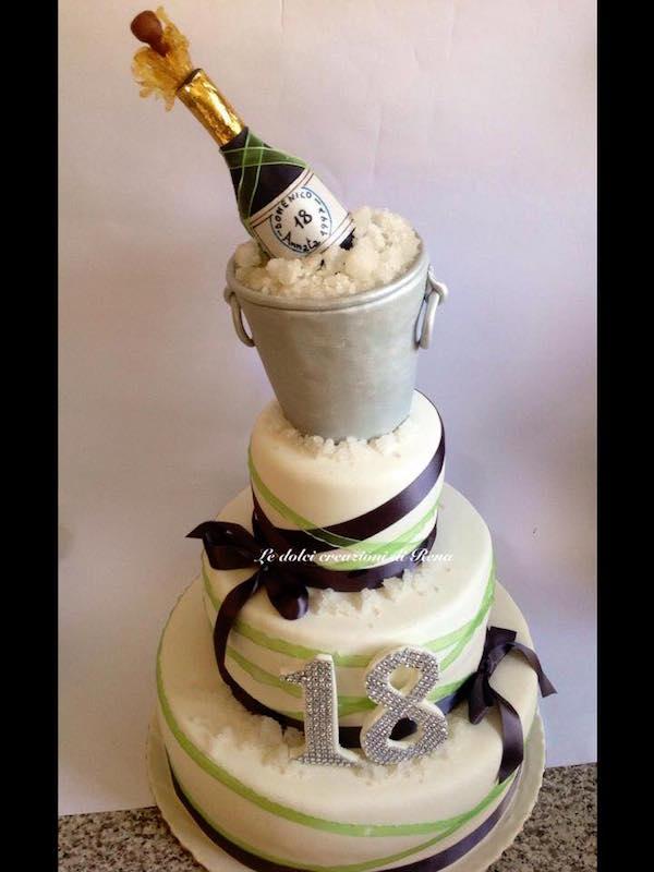 torte 18 anni di cake design per ragazzo e ragazza