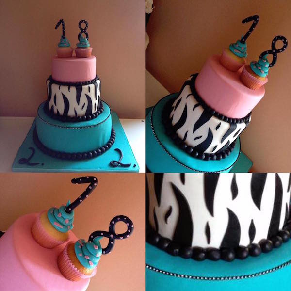 cupcake 18 anni
