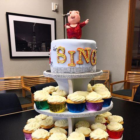 gunther cake sing