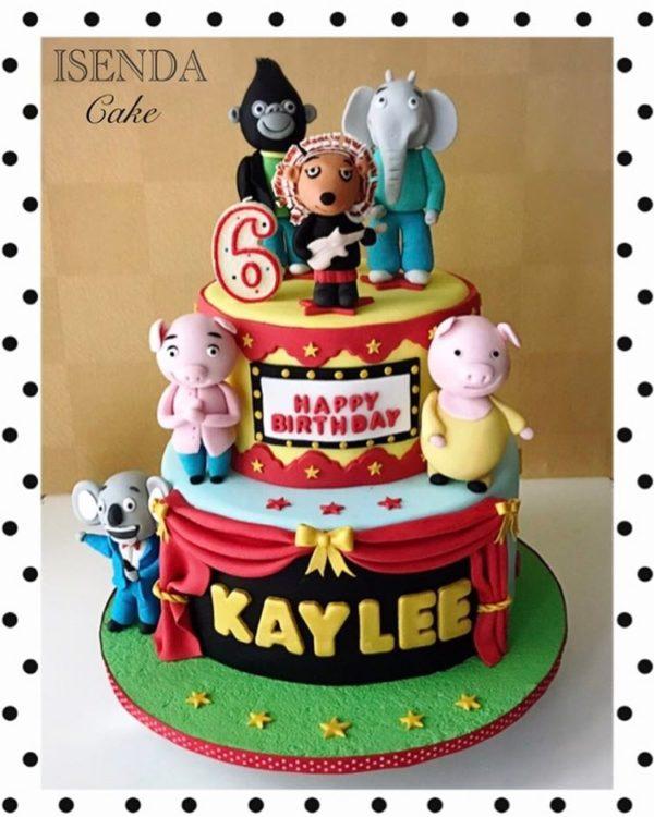 sing movie cake
