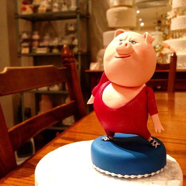 Gunter Sing cake