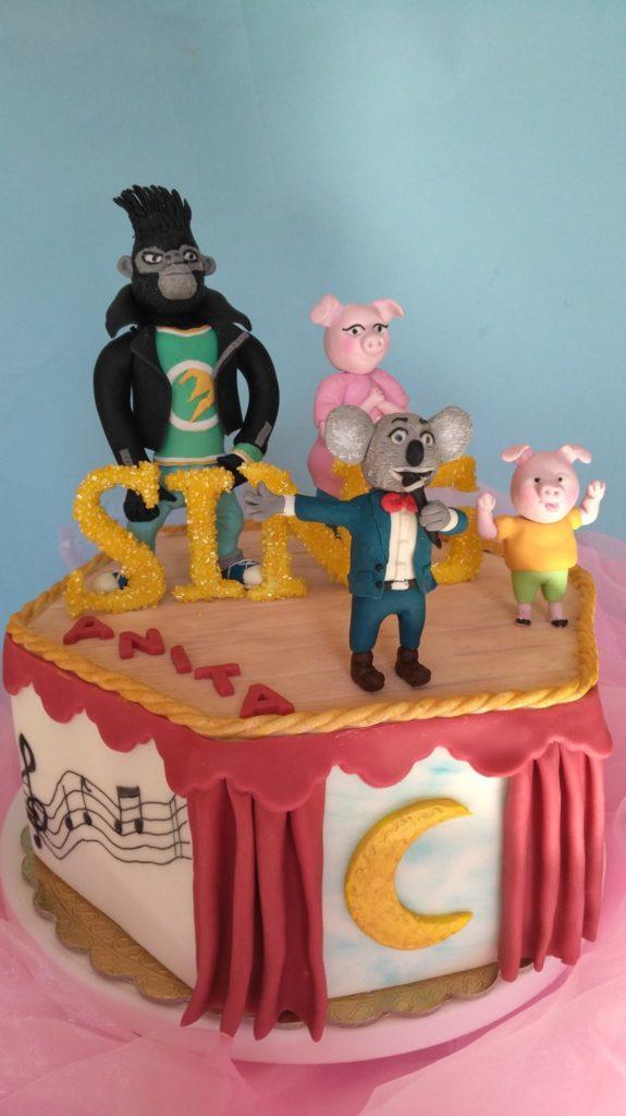 torta sing cake