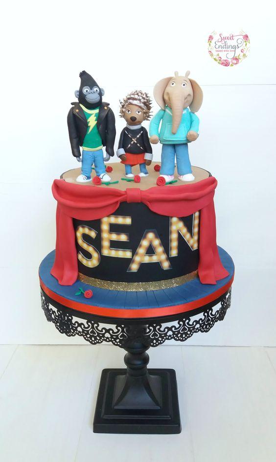 sing torta cake
