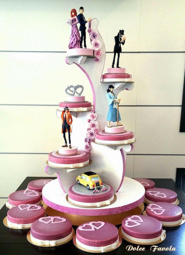Lupin III cake