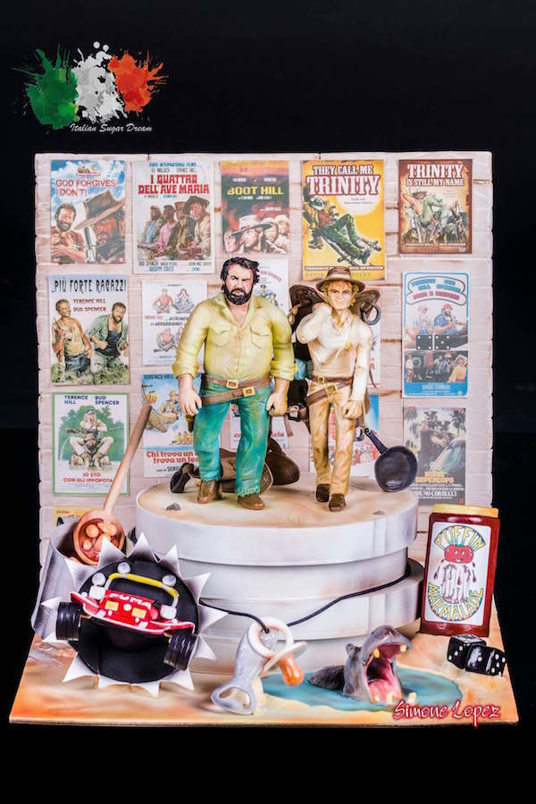 torta bud spencer terence hill