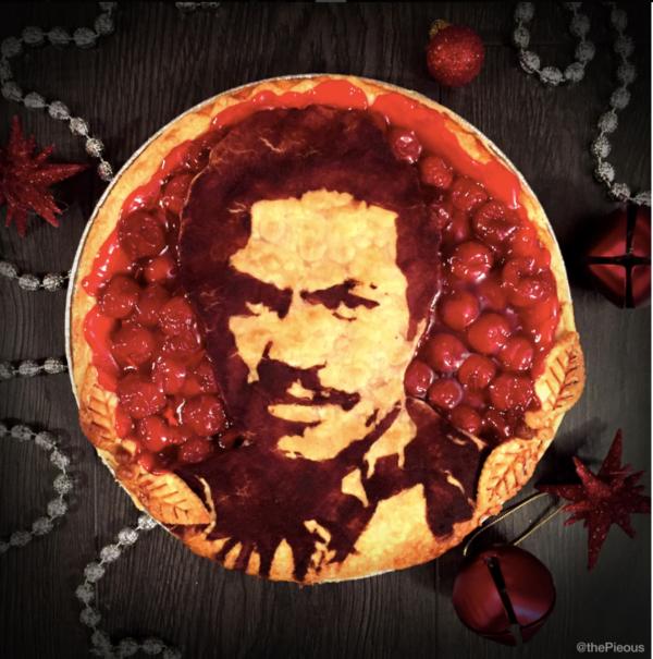Lando Calrissian pie
