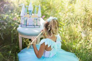 festa a tema principessa