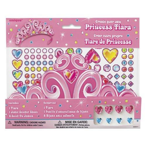 tiara cartone principessa