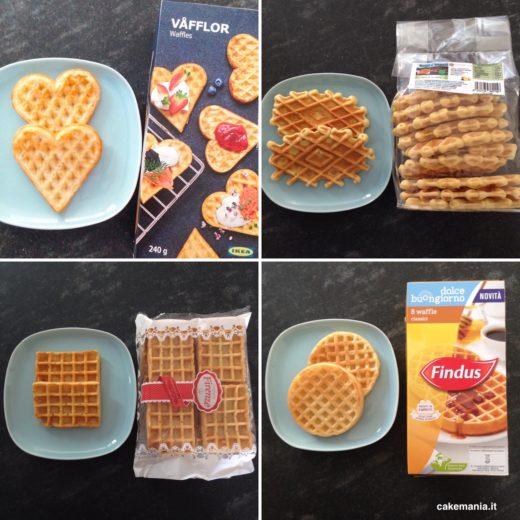 waffle comprati