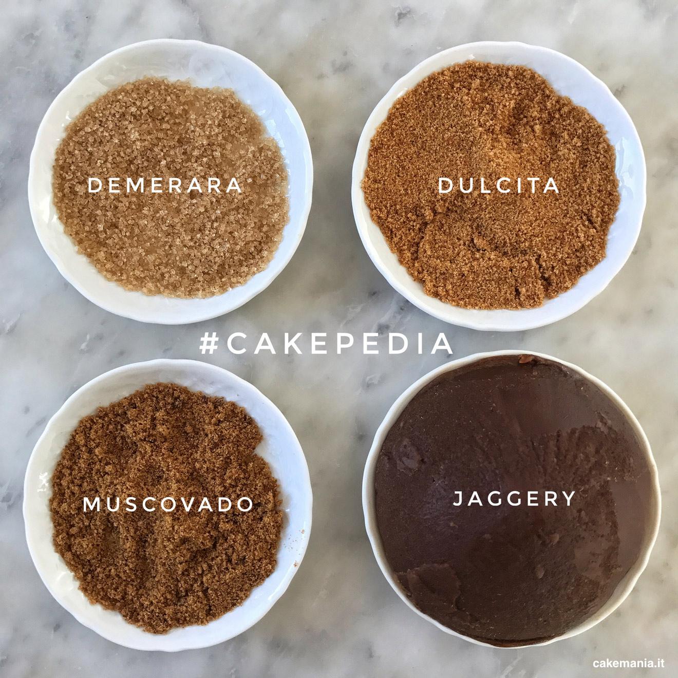 brown sugar zucchero di canna