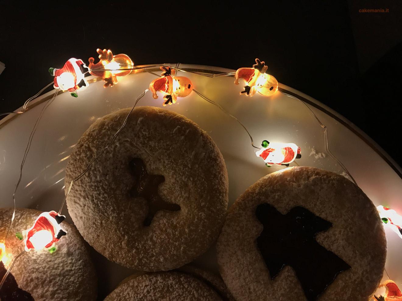 spitzbuben biscotti natale