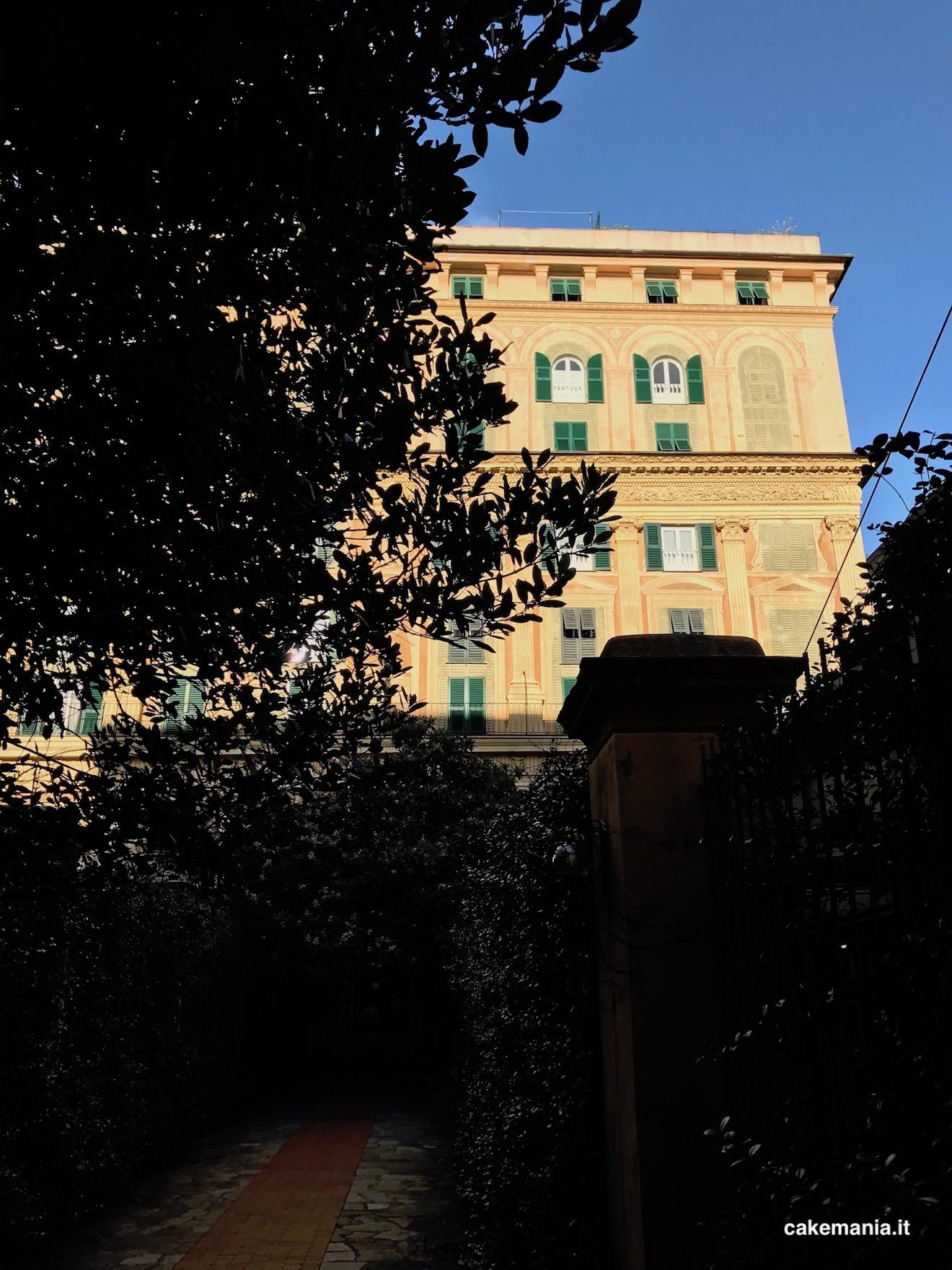 Villa Sauli Grimadi Genova