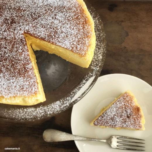 ricetta cotton cake